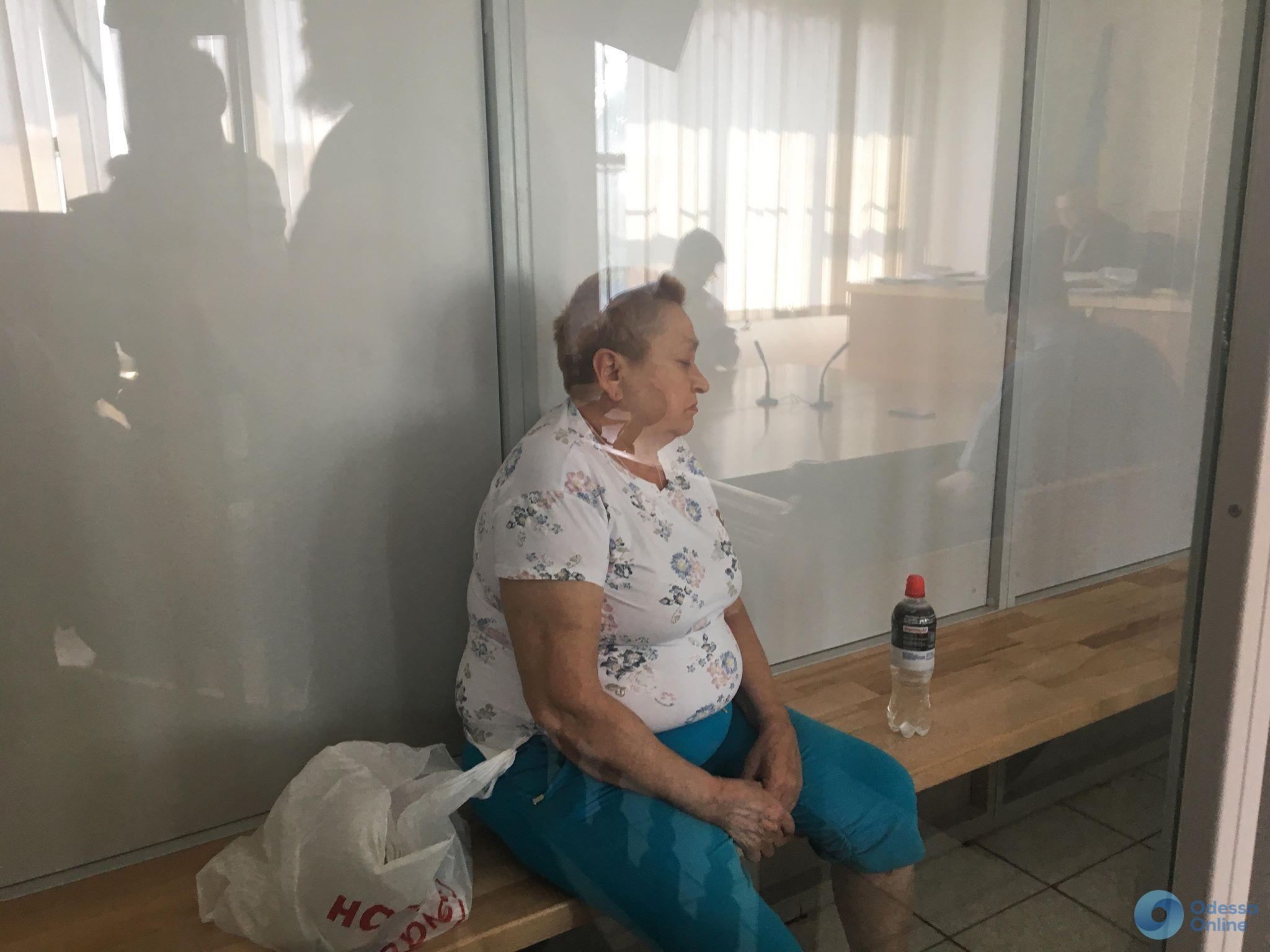 «Я не собираюсь совершать суицид»: виновницу смертельного ДТП в Одессе оставили в СИЗО