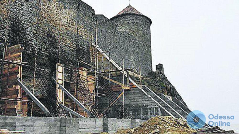 В ОГА не дают денег на Аккерманскую крепость