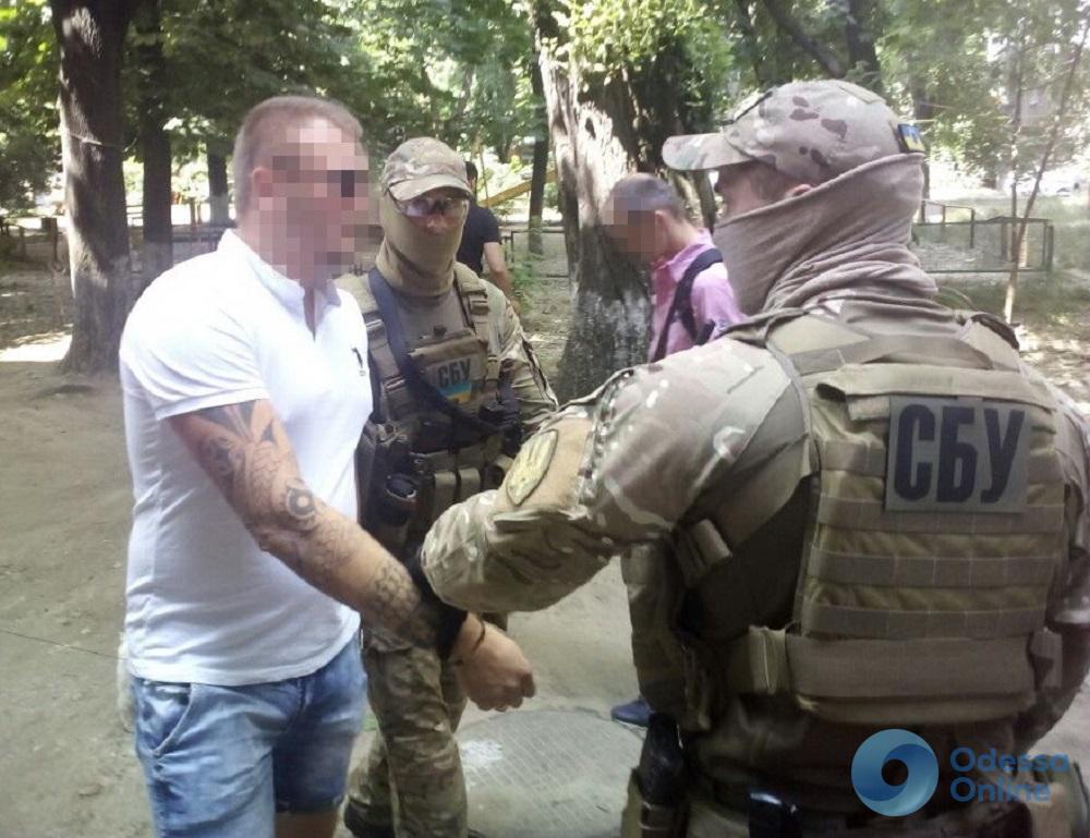 СБУ перекрыла наркотрафик из Николаевской области в Одессу