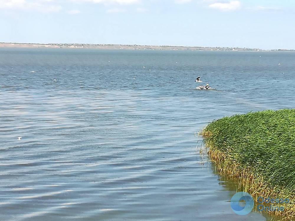 На Днестровском лимане нашли тело утонувшего рыбака