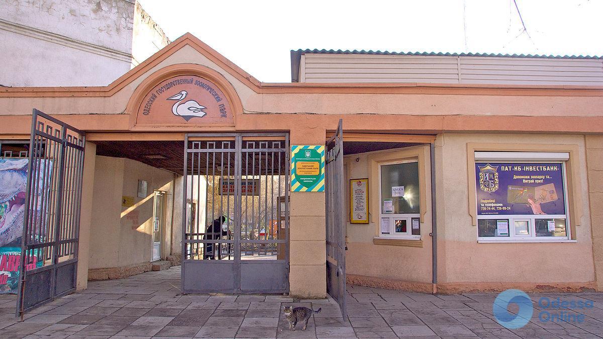 В Одесском зоопарке будут петь караоке