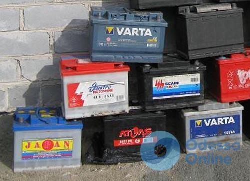 Одесская область: аккумуляторному вору дали 3 года