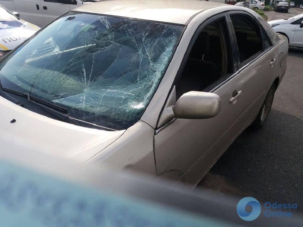 На Черемушках сбили велосипедиста: он в больнице