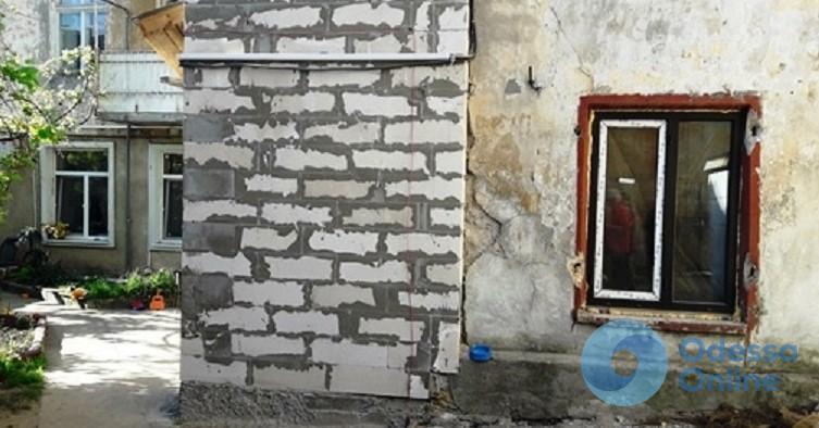 В Одессе ГАСК оштрафовал владельцев нахалстроев на 69 тысяч гривен