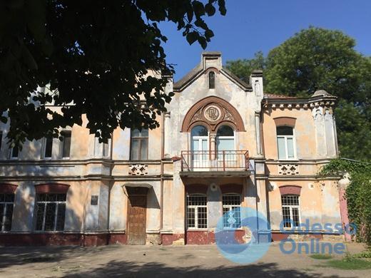 В центре Одессы реставрируют здание девичьего училища XIX века