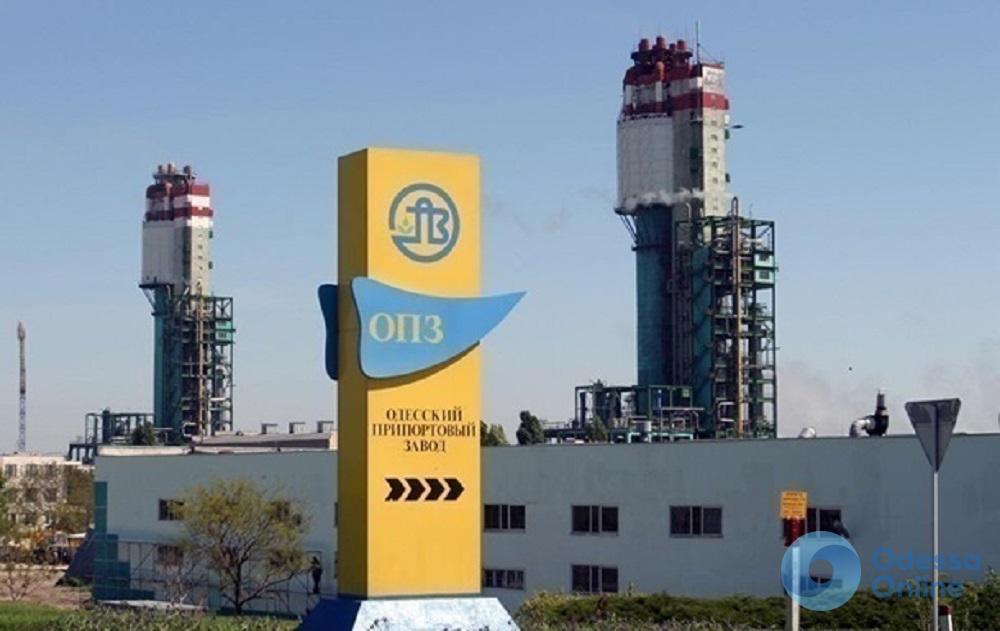 Одесский припортовый завод определился с партнером