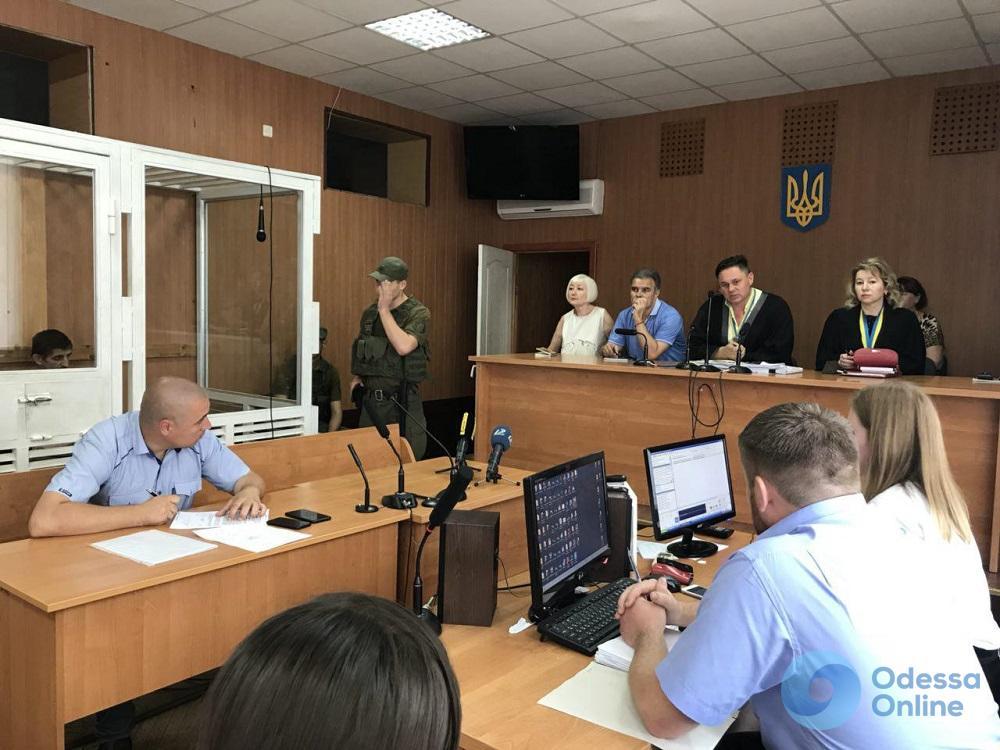 Убийца сотрудницы Одесского СИЗО проведет под стражей еще два месяца