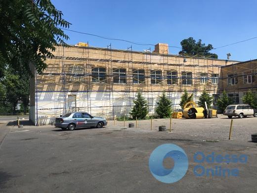 В Одессе капитально отремонтируют здание школы №81