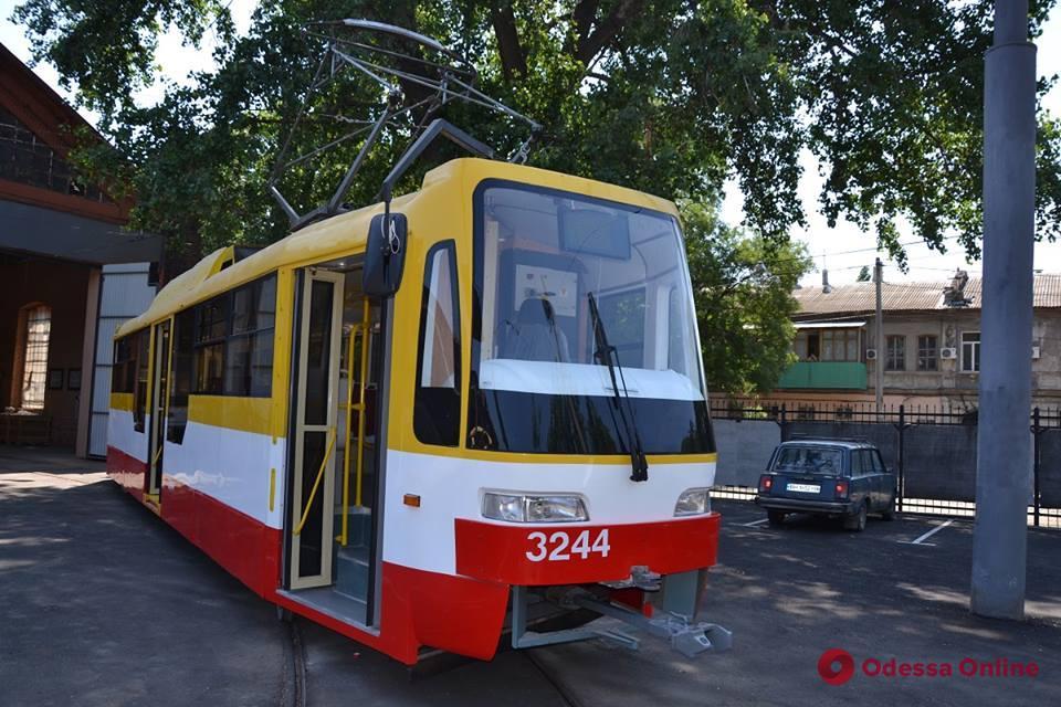 Магистральный маршрут «Север-Юг»: в Одессе планируют закупить многосекционные трамваи
