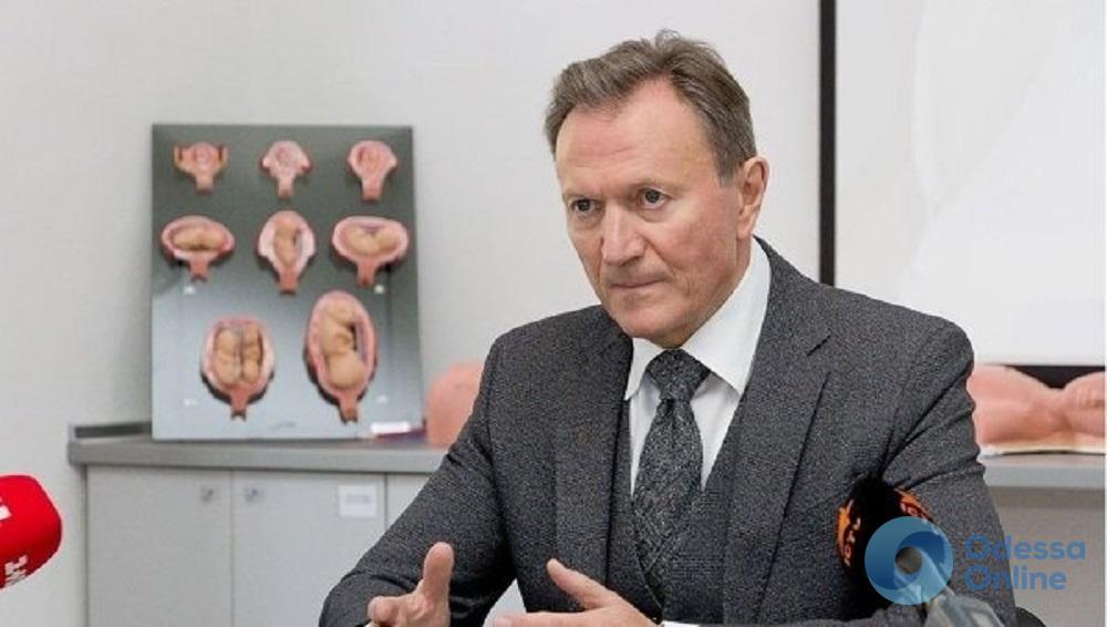 Одесса: Запорожана уволили с должности ректора медуниверситета