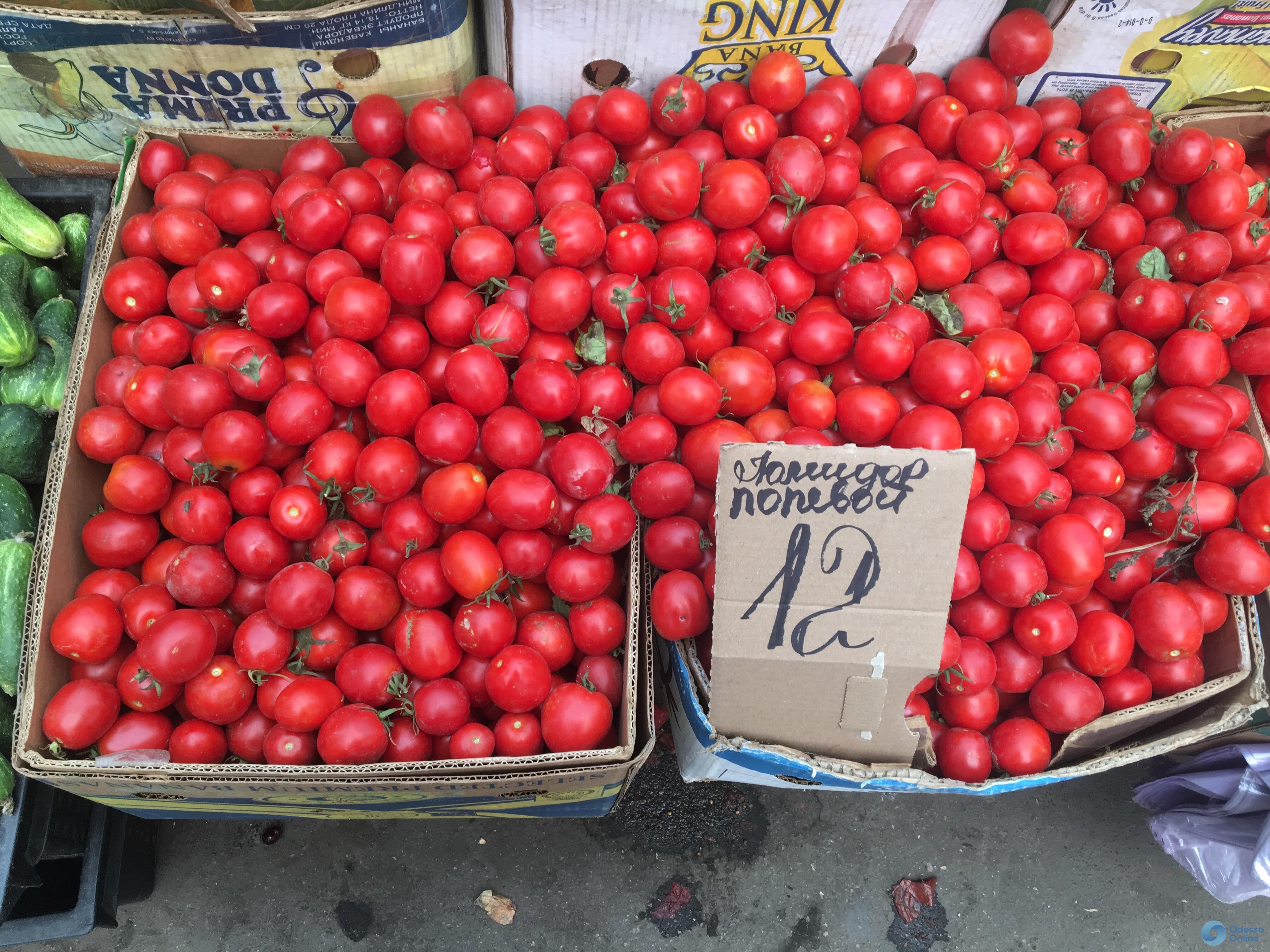 Арбузы, голубика и черника: июльские цены на одесском «Привозе»