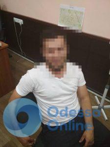В Одессе задержали троих воров
