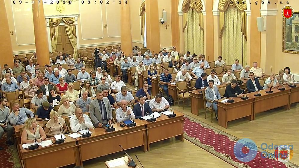 В Одессе представили нового главу Суворовского района