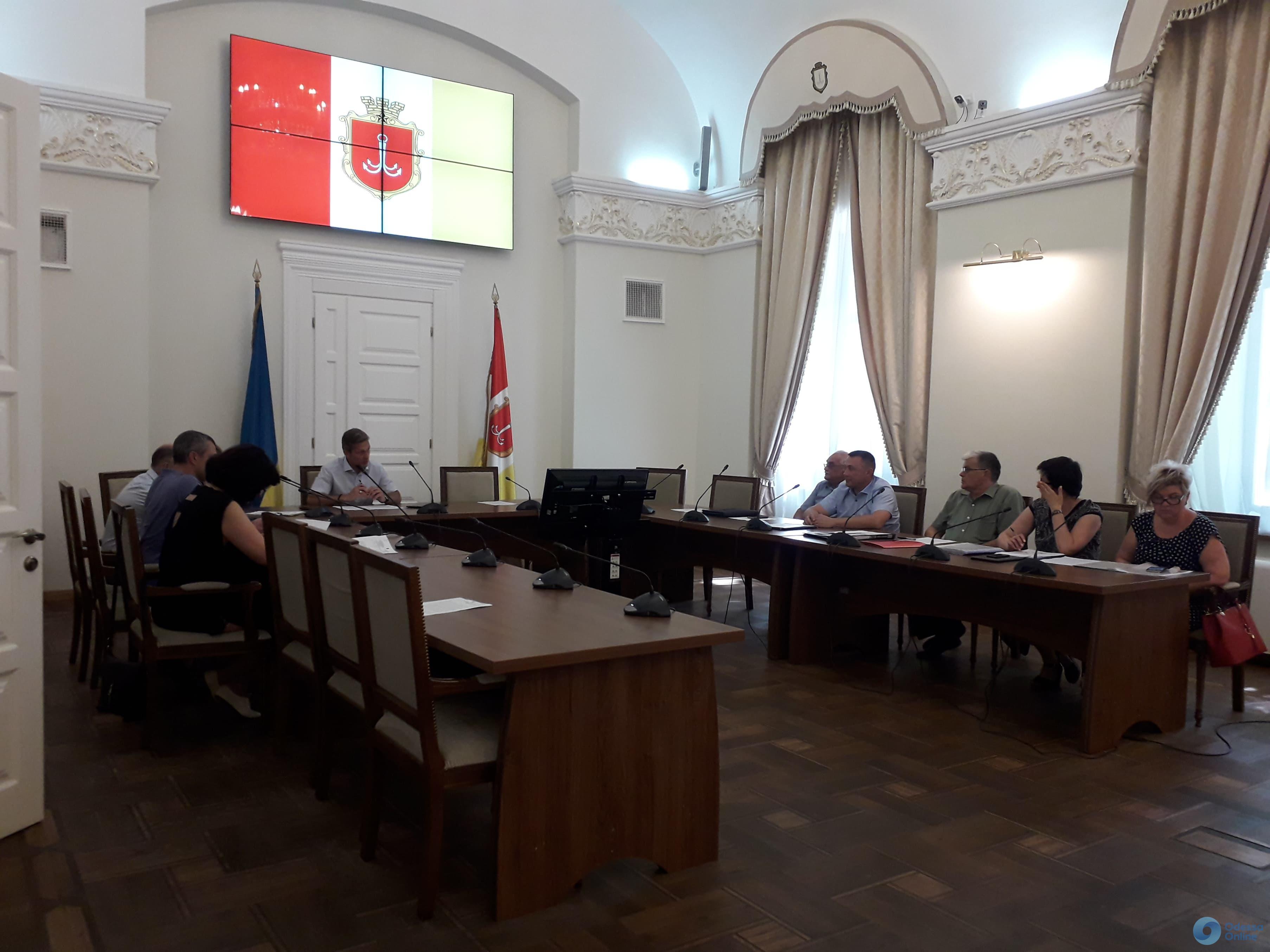 Одесским учреждениям образования недостает средств на противопожарные мероприятия