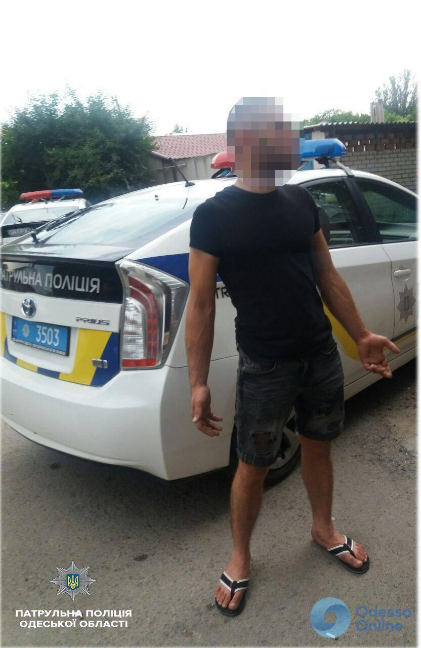Хотел запугать: в Одессе мужчина стрелял из ружья