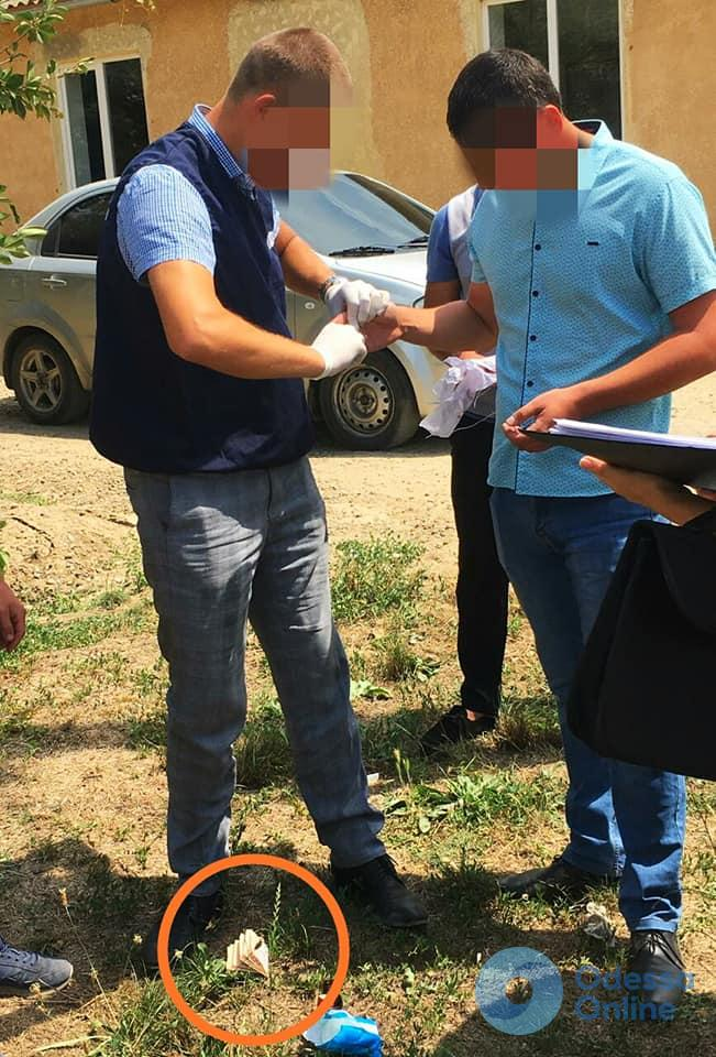 В Одесской области поймали взяточника