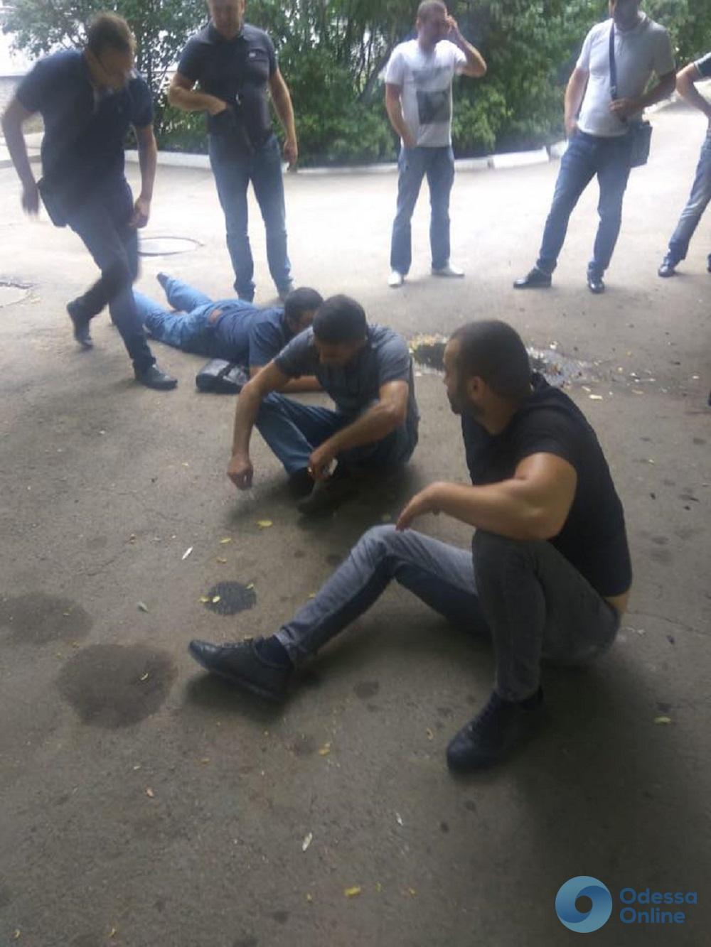 В Одессе задержаны члены этнической преступной группировки