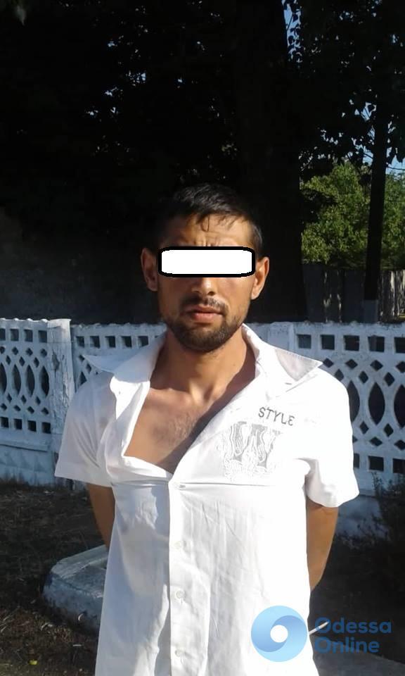 В Одесской области двое ромов-рецидивистов напали на прохожего