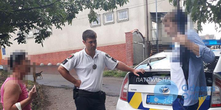 В Одессе рецидивист средь бела дня ограбил женщину