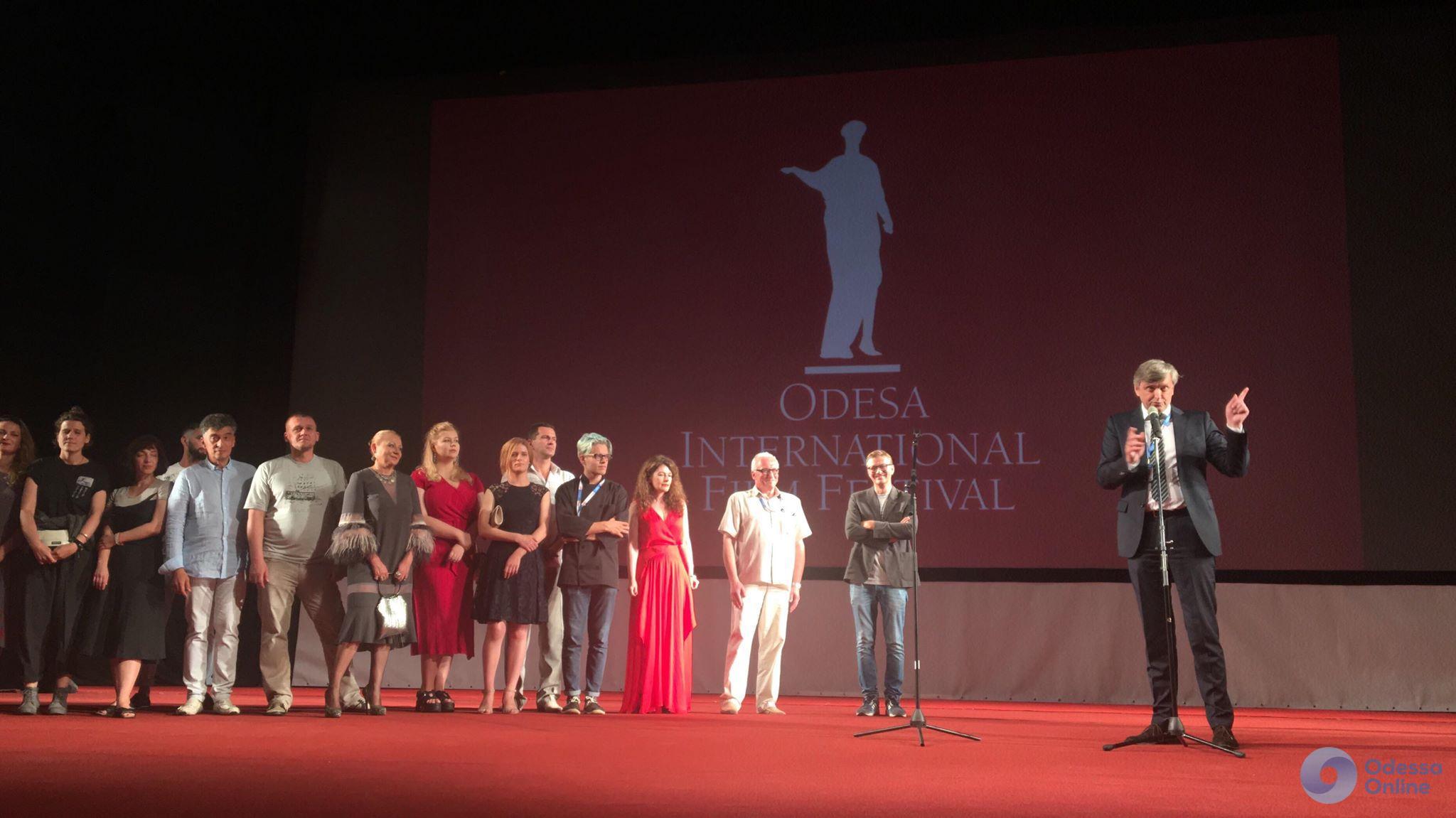 В Одессе прошла украинская премьера фильма «Донбасс» Сергея Лозницы