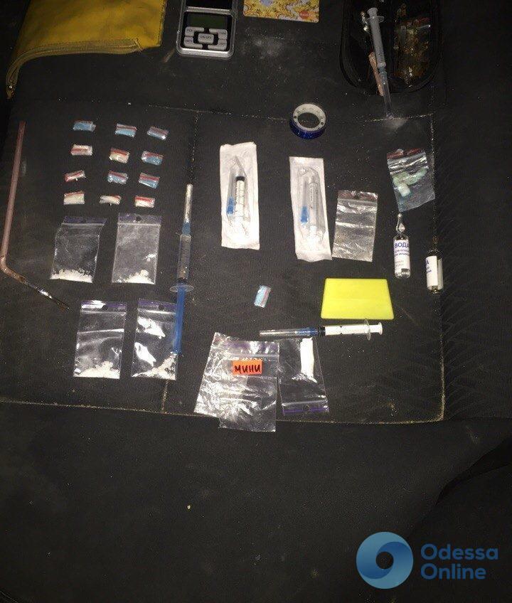 В Одессе будут судить продавщицу наркотиков