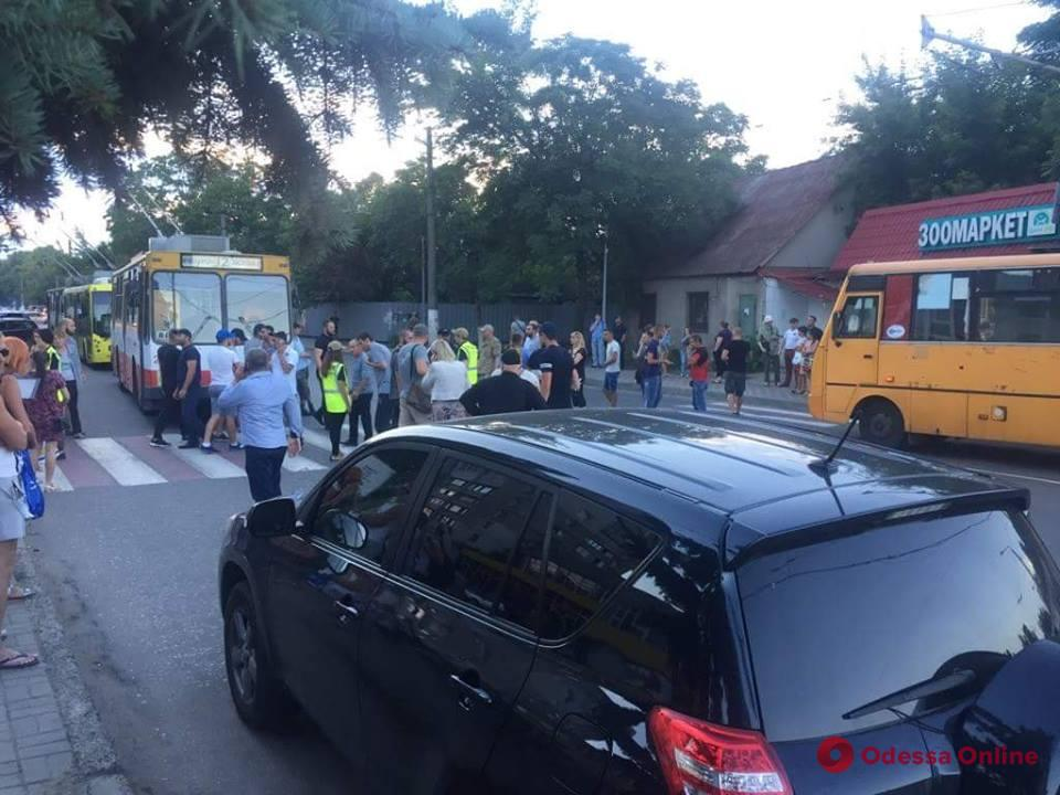 Ограбление «Лото-маркета» в Одессе: следователей подозревают в злоупотреблении