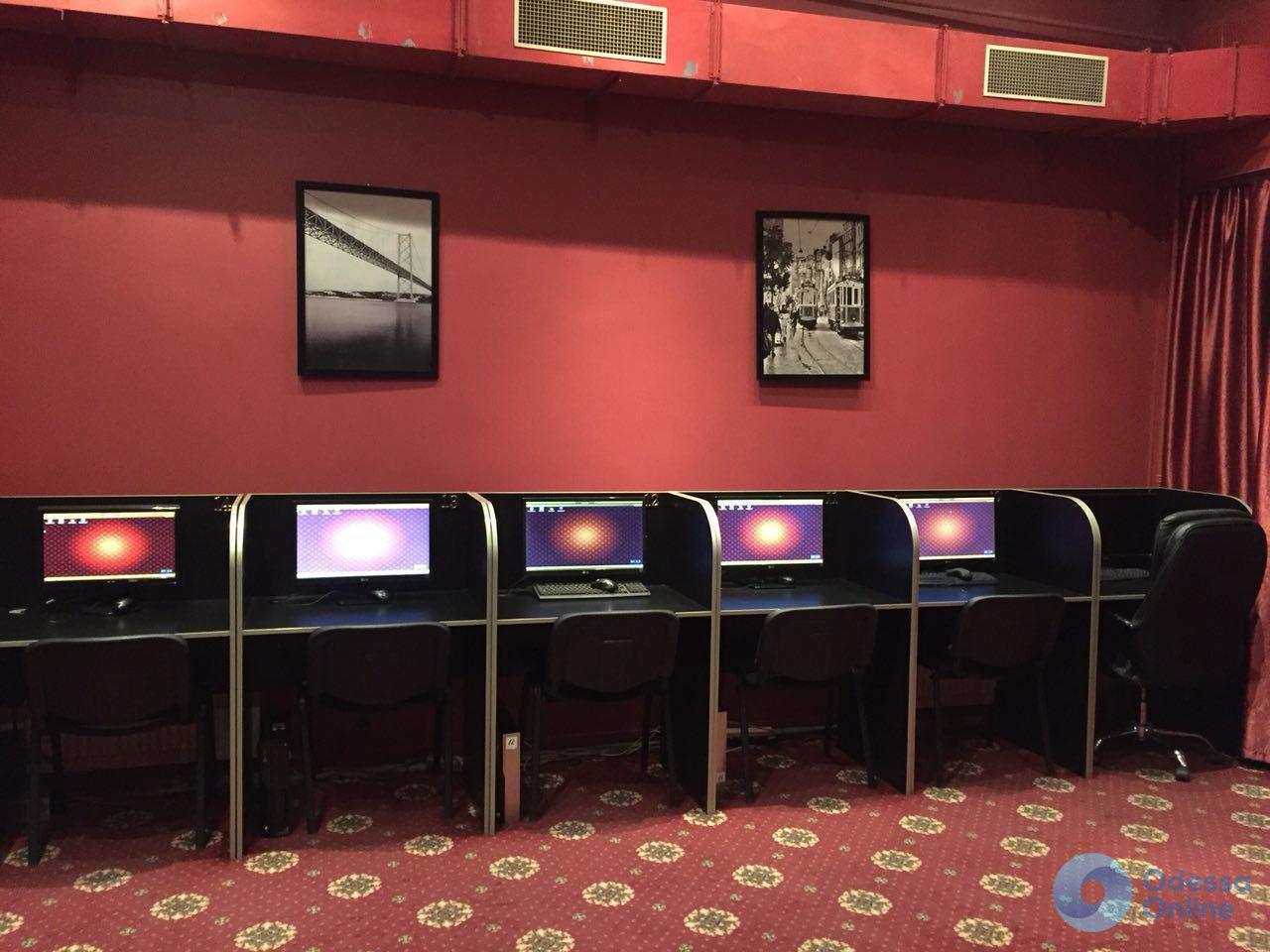 В Одессе «накрыли» еще пять подпольных казино (фото)