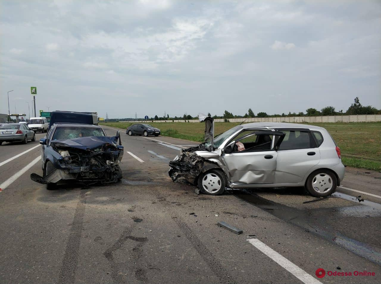 Подробности ДТП на Объездной дороге: пострадали четыре человека