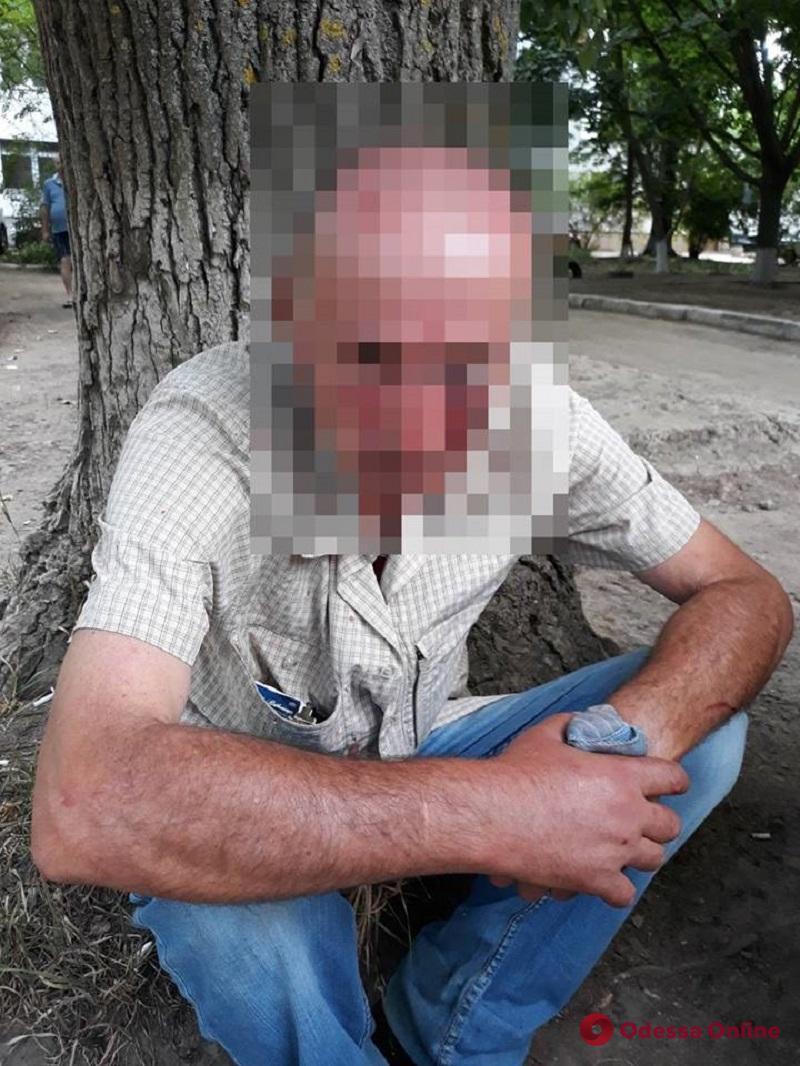 В Одессе задержали грузинского автовора-рецивидиста