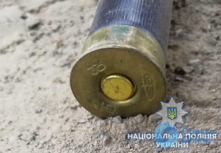 В Одесской области мужчина едва не застрелил сына своего односельчанина