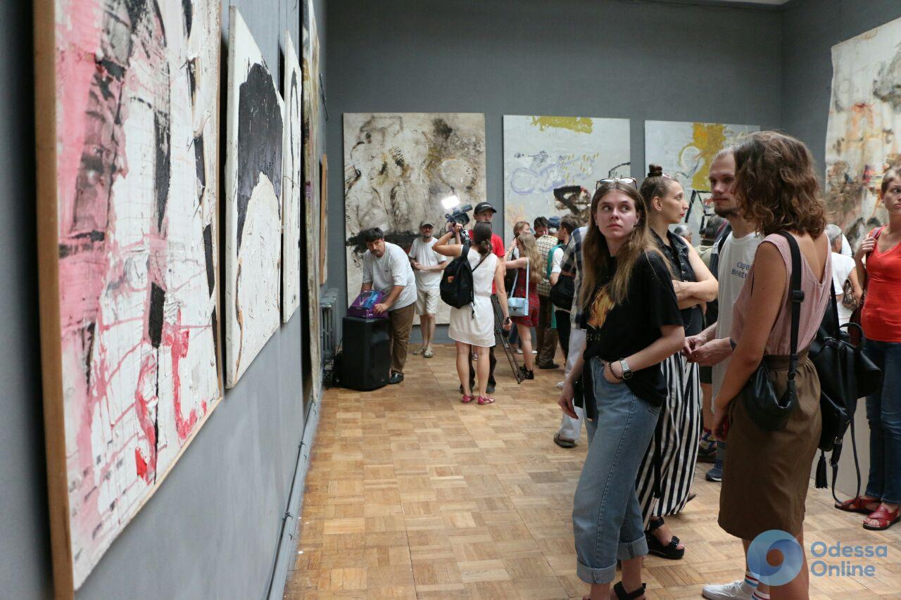 В Одессе открылась выставка художника-нонконформиста