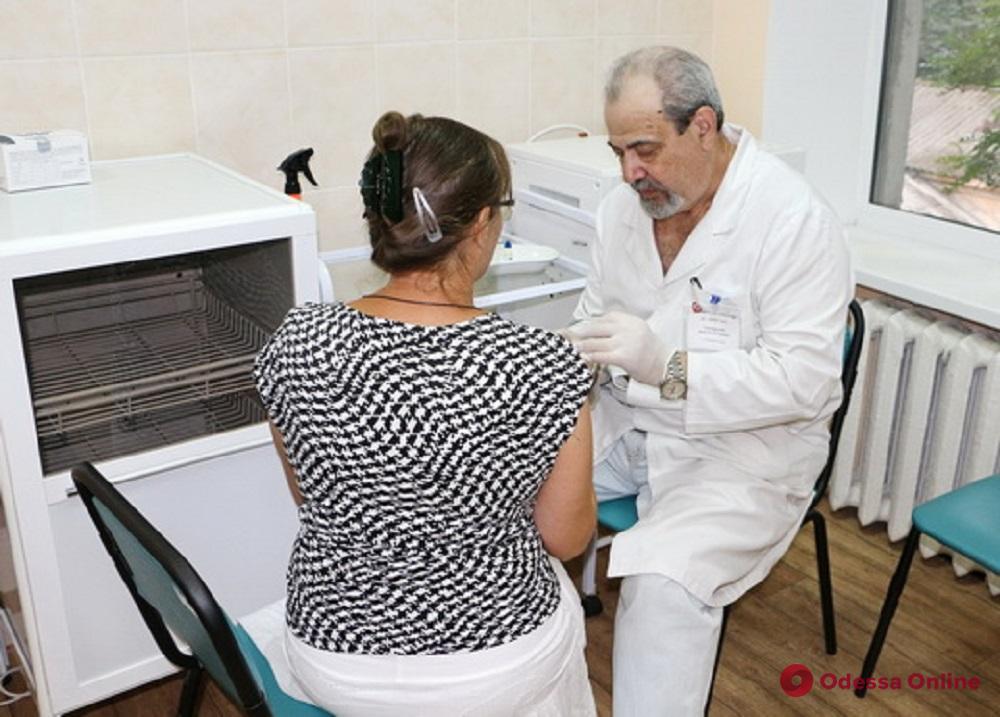 Одесситы могут бесплатно и быстро обследоваться на ВИЧ у семейных врачей