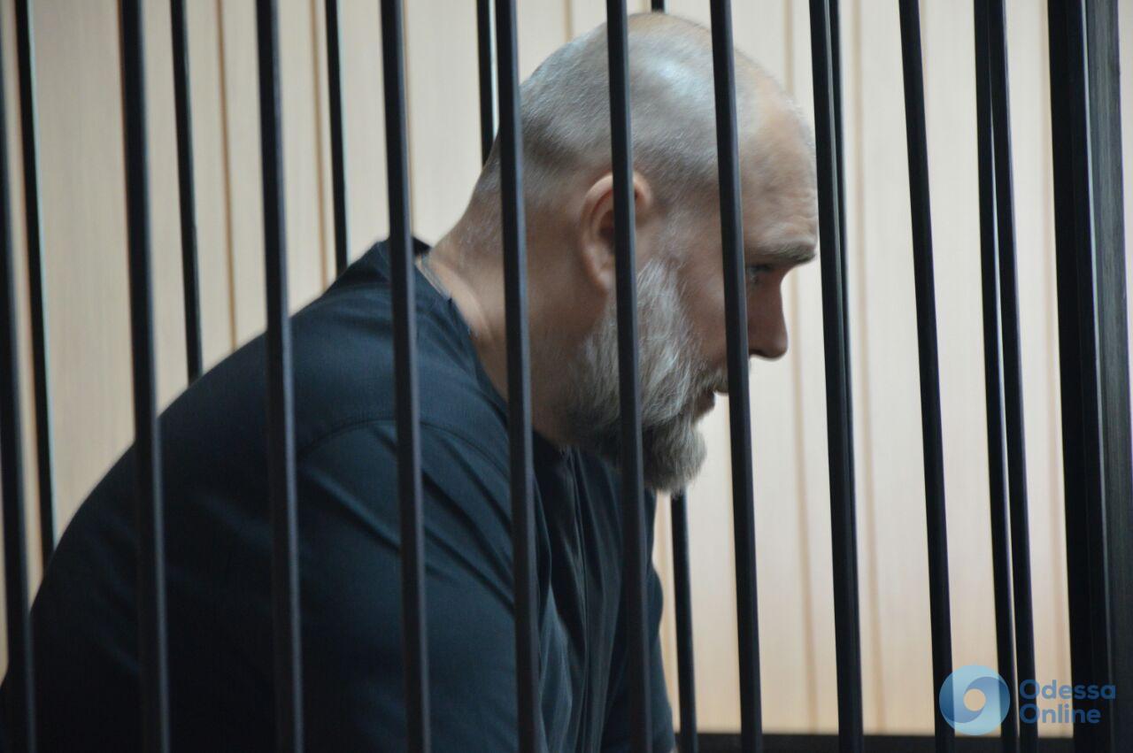 Одесса: «стрелка из «Беллини» оставили в СИЗО