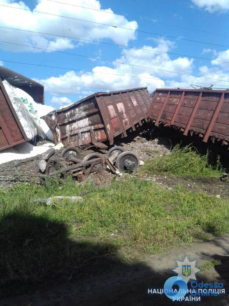 В «Укрзализныце» отчитались о восстановлении движения поездов на перегоне Веселый Кут — Ивановка