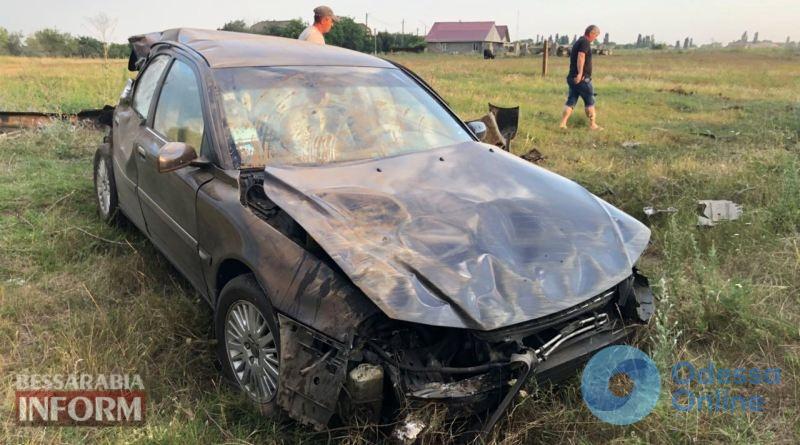Ремонт трассы Одесса-Рени: на дороге произошло ДТП из-за отсутствия предупреждающих знаков