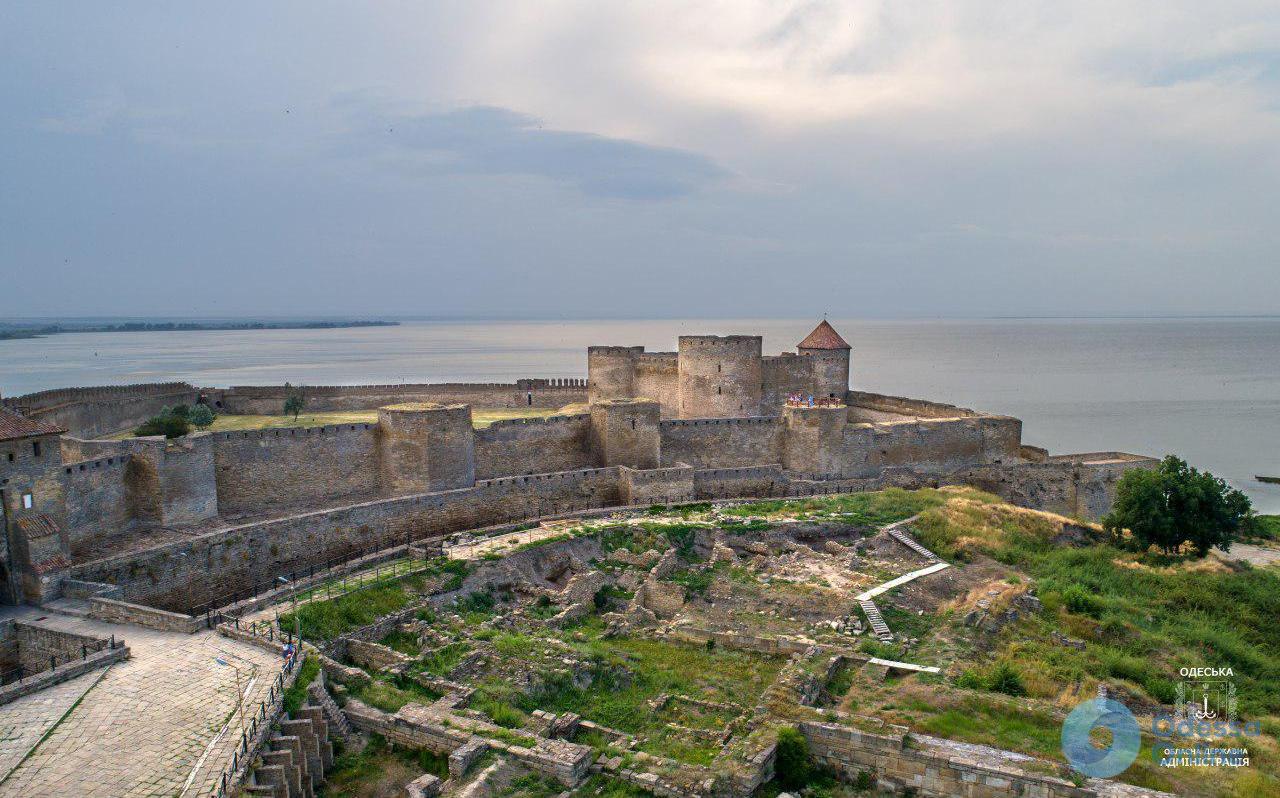 Аккерманская крепость: утверждена номинационная заявка по включению в Предварительный список ЮНЕСКО