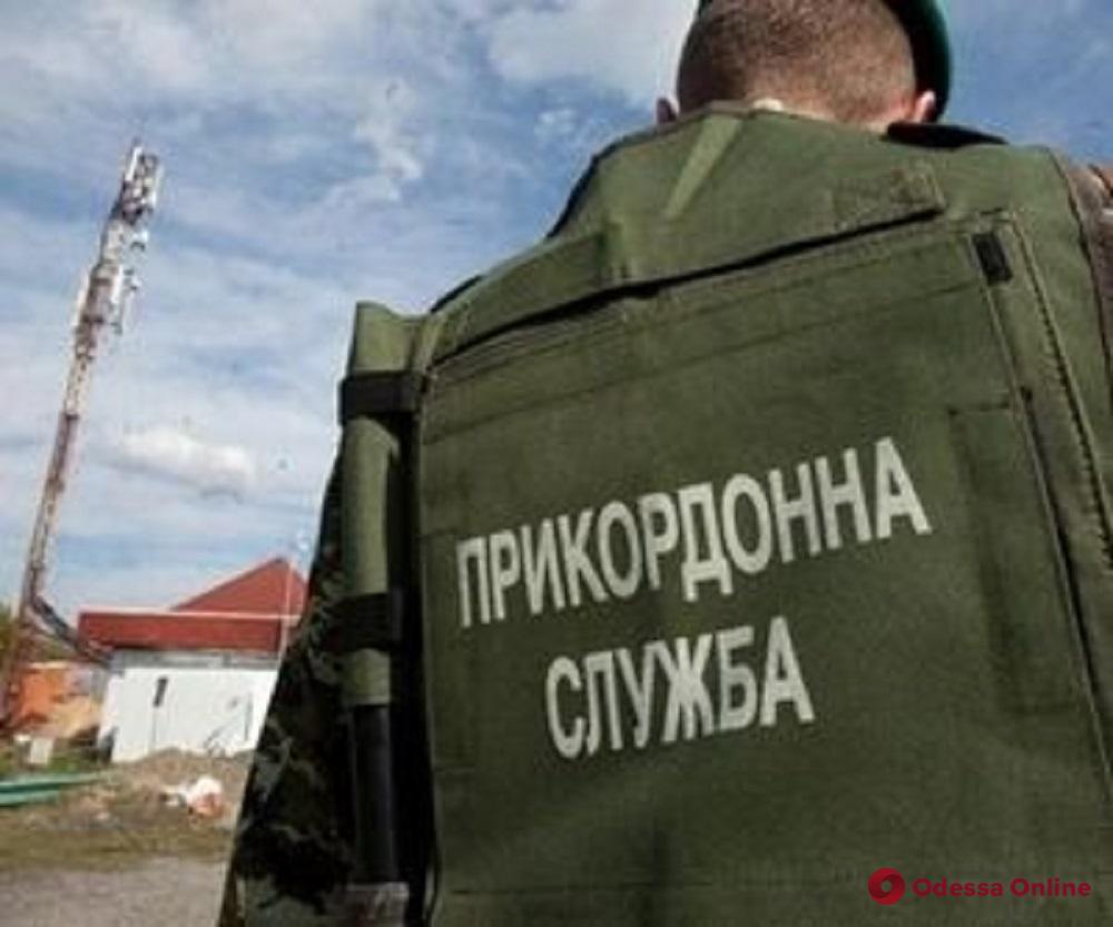 Одесская область: молдаванину не удалось подкупить пограничников