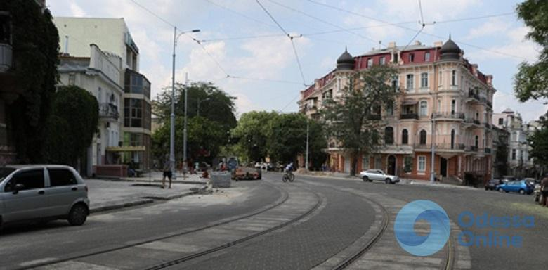 На Преображенской завершается капремонт улицы