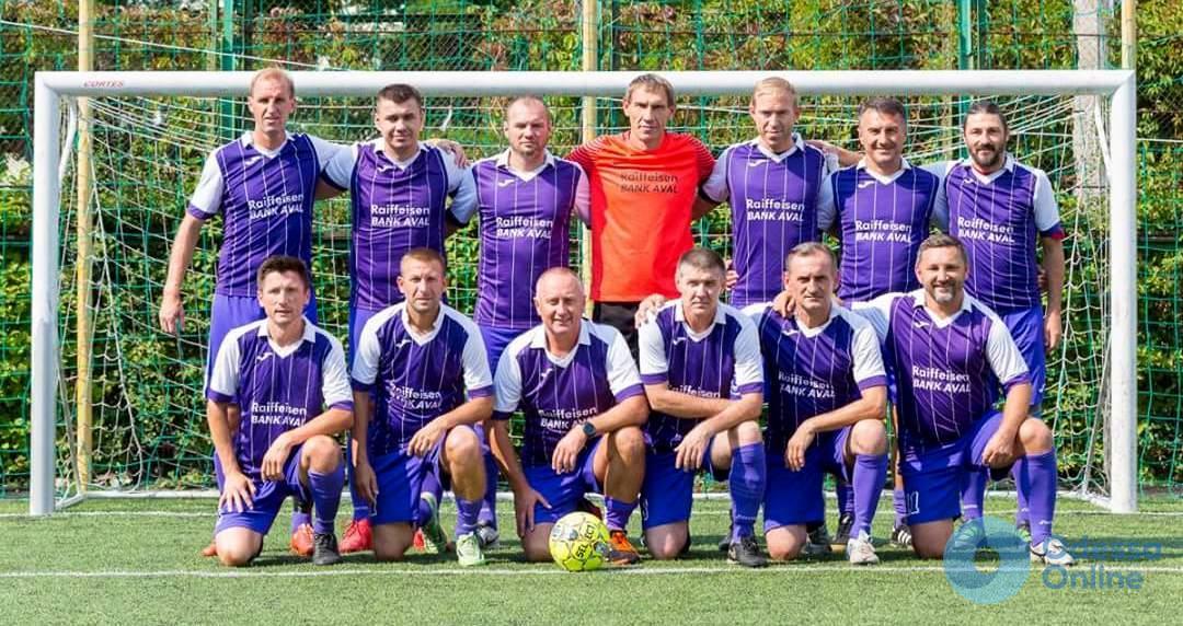 Одесская команда с Шуховцевым, Косыриным и Полтавцом в составе выиграла международный турнир по футболу 8х8