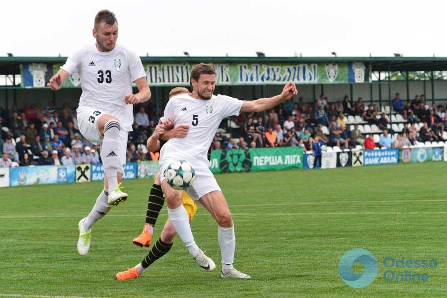 Зарянские «Балканы» провели второй тренировочный матч межсезонья