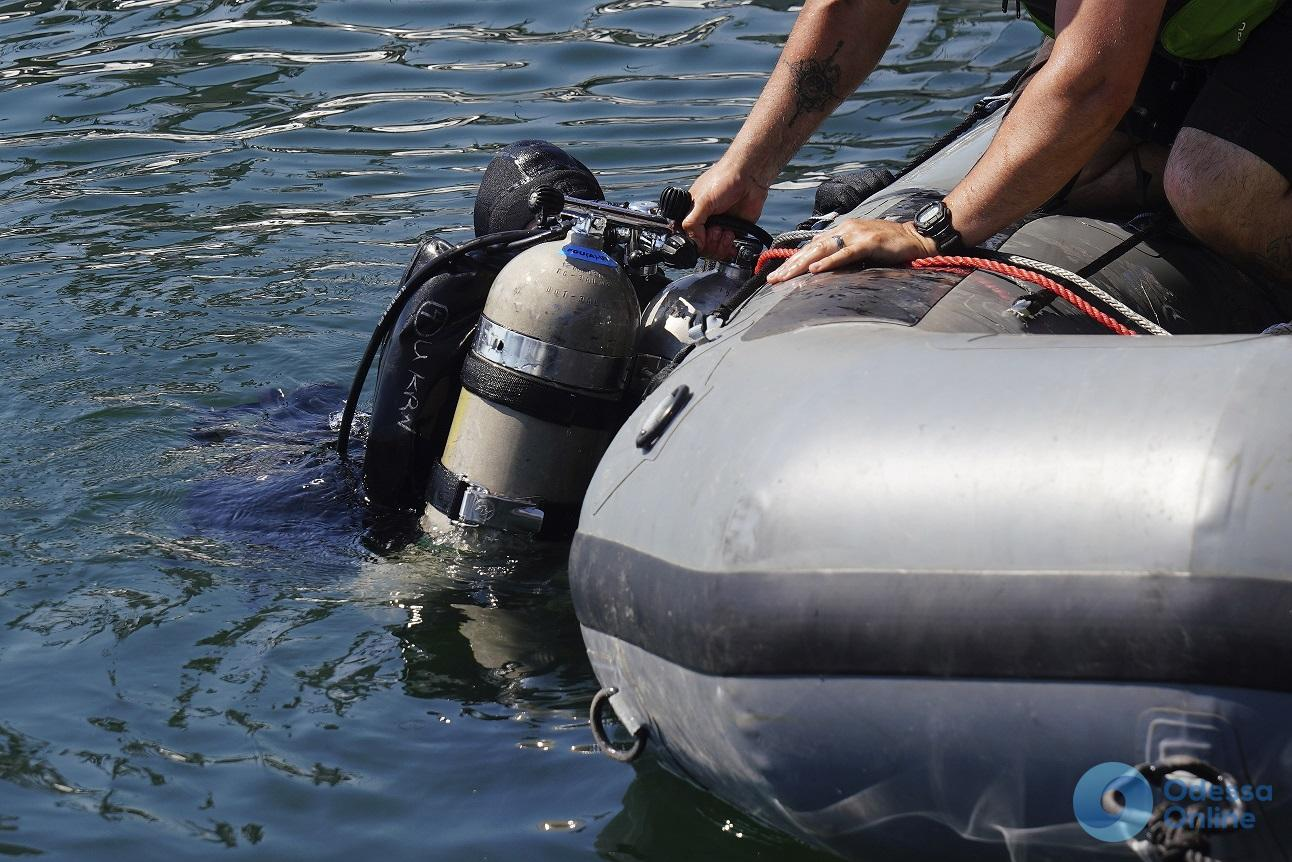 «Си Бриз – 2018»: военные отрабатывали спасательную операцию под водой (фоторепортаж)