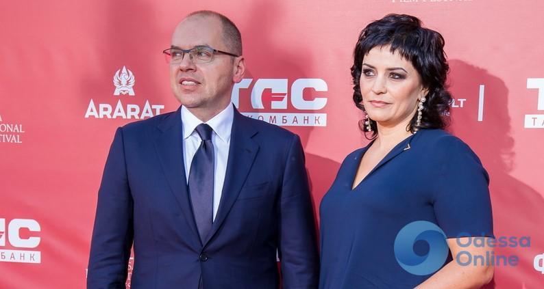 Be Smart: бизнес жены одесского губернатора процветает
