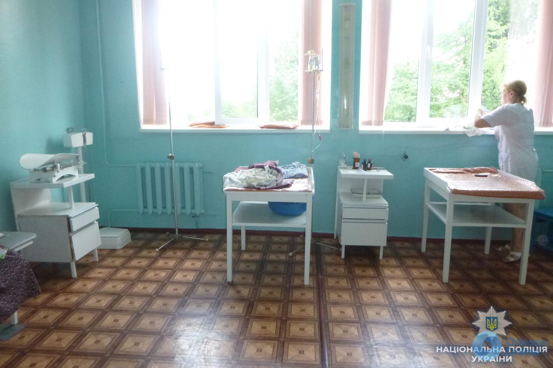 Одесская область: мать оставила новорожденную дочь умирать в роддоме