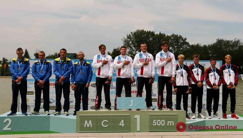 Гребец из Южного завоевал медаль чемпионата мира (обновлено)