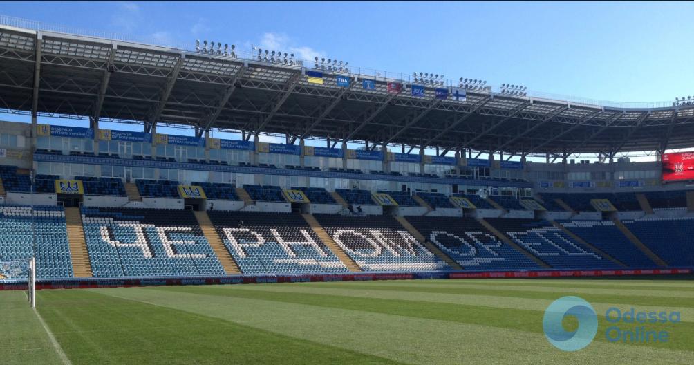 Суперкубок-2018: следить за порядком в Одессе будут свыше тысячи полицейских