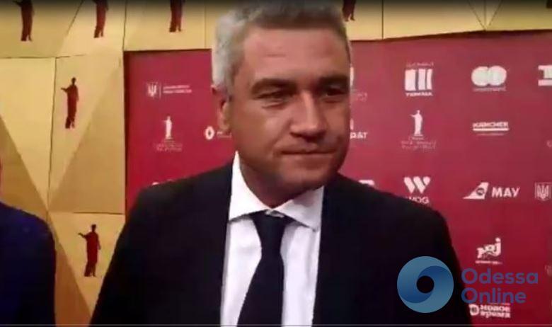 Анатолий Урбанский: «Одесситки рады любому такому мероприятию»