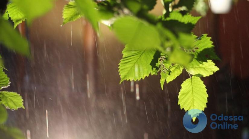 Завтра в Одессе ожидается кратковременный дождь и гроза