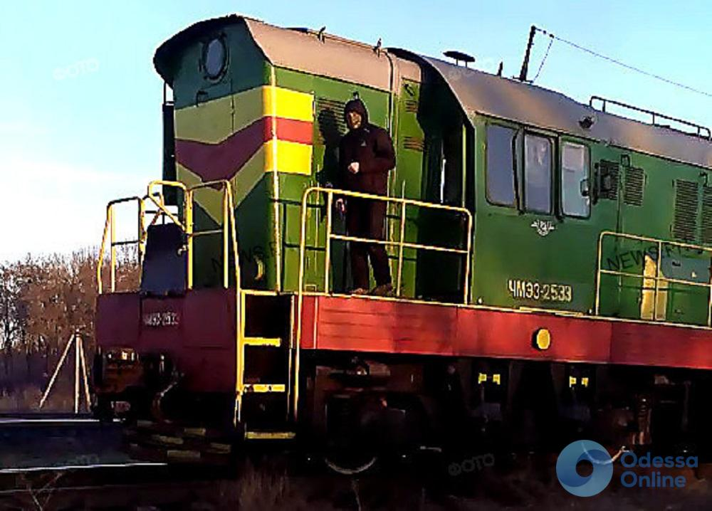 В Одессе задержали воров при попытке кражи груза из поезда