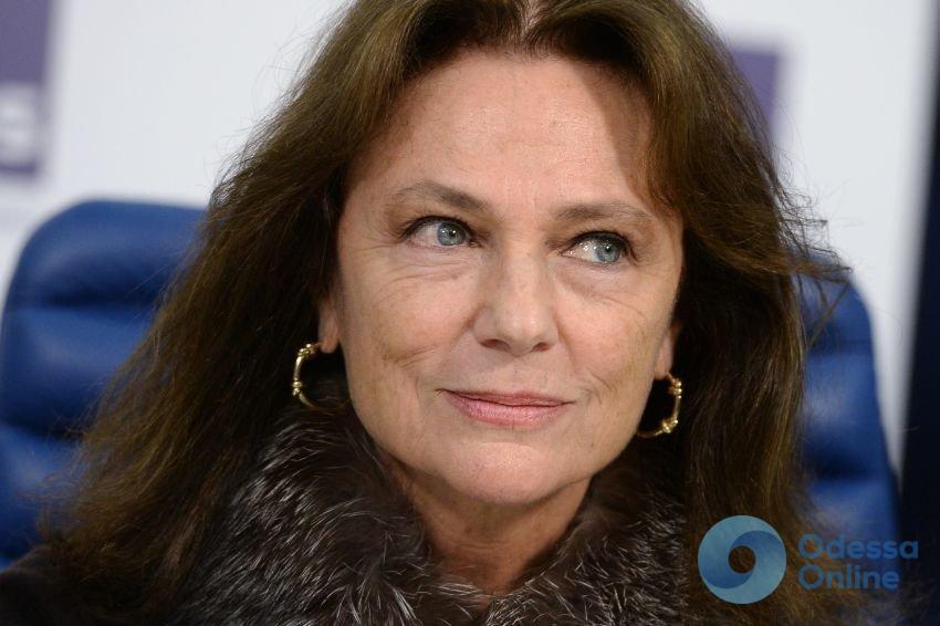 В Одессу едет крестная Анджелины Джоли