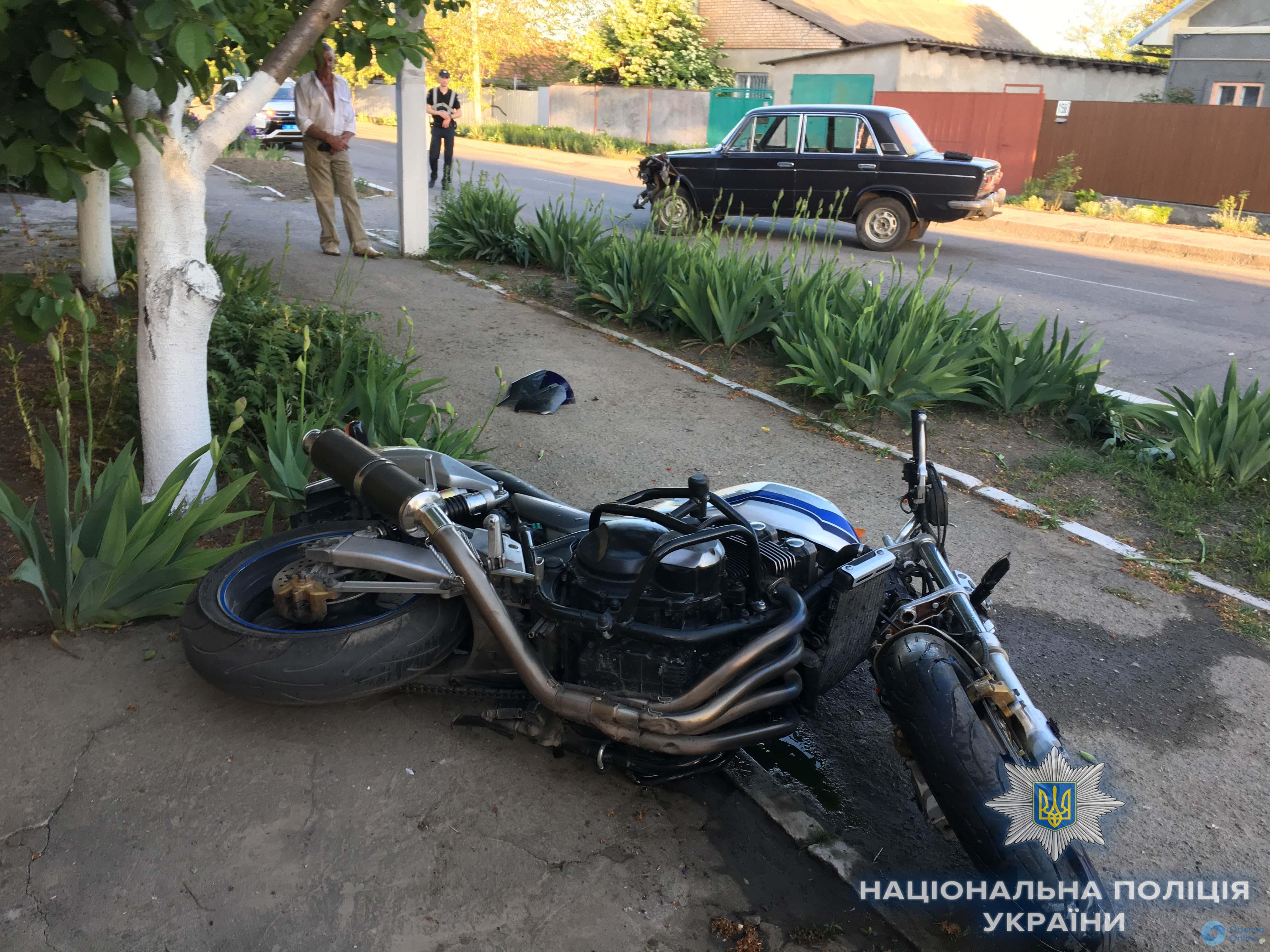 В Измаиле виновнику ДТП с участием мотоцикла грозит тюремный срок